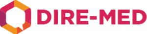 DIRE-MED project logo