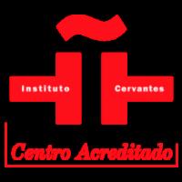Instituto Cervantes logo - spanish language school