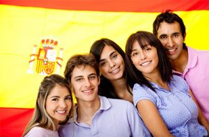 Spanish language students - spanish language school