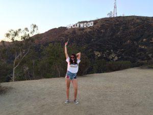 Estudiante en hollywood