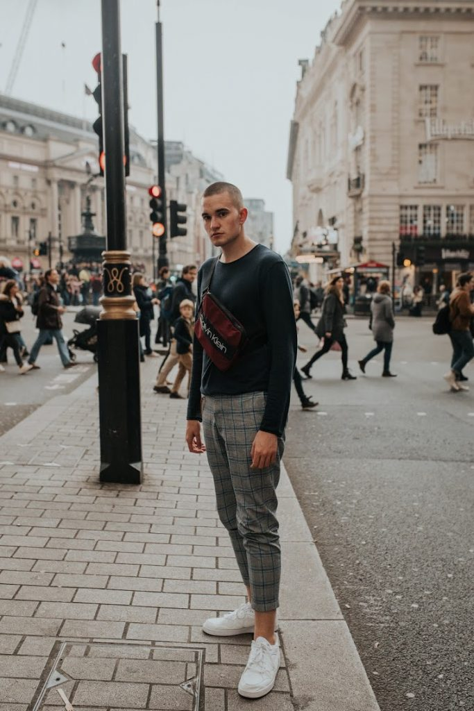 Diego en Londres