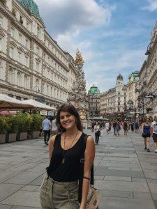 Erasmus student in Vienna