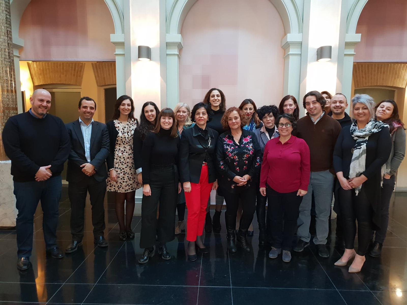 International projects meeting - Cultvet
