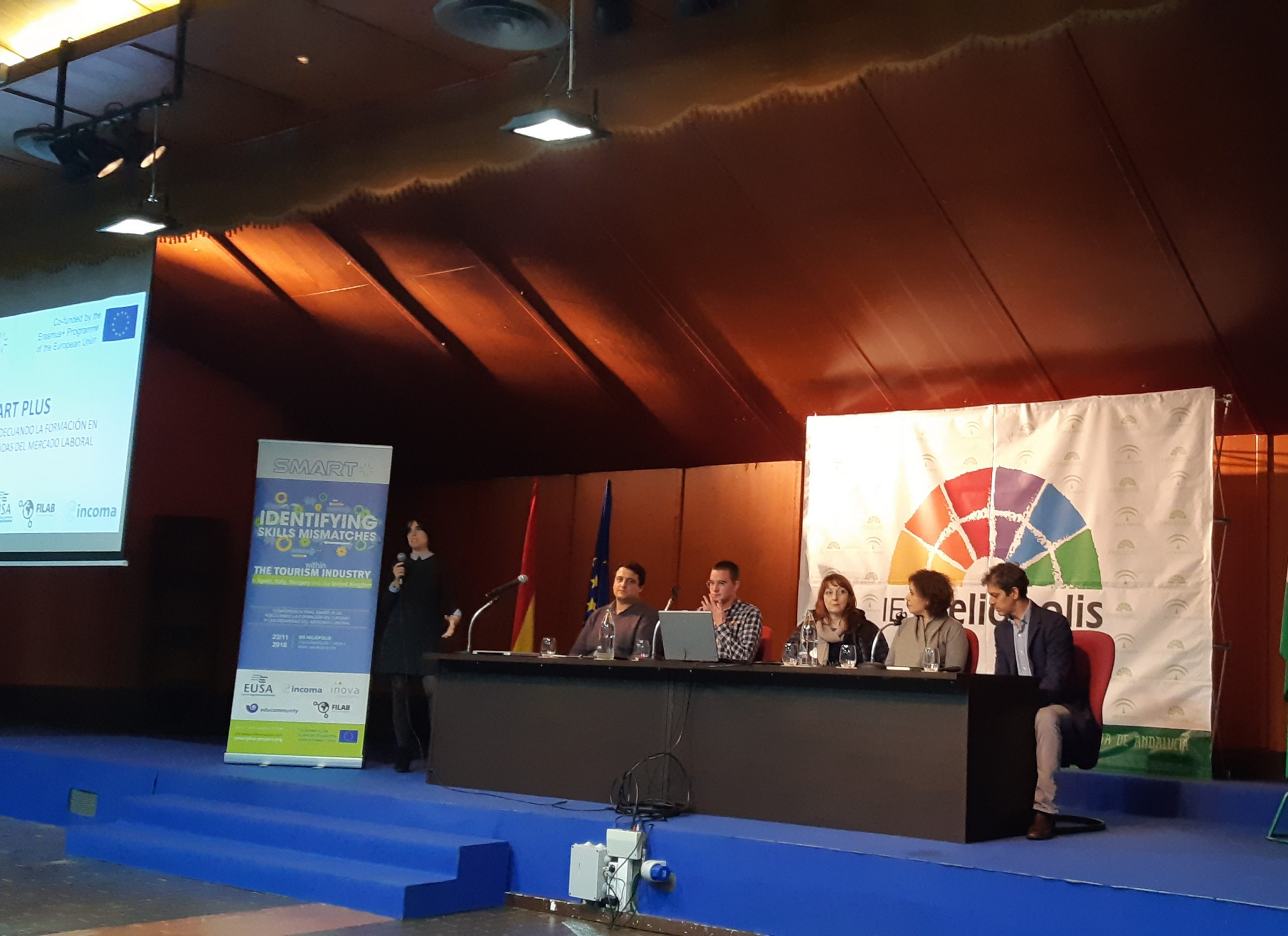 International Projects meeting - Smart