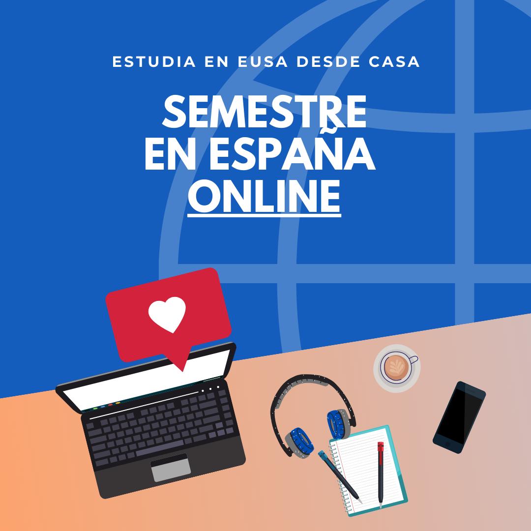 Semestre en España online